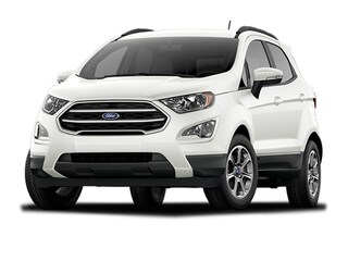 New cars, trucks, and SUVs 2018 Ford EcoSport SE SUV for sale near you in Logan, UT