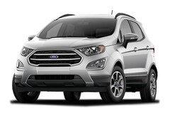 New 2018 Ford EcoSport SE Crossover MAJ6P1UL2JC163416 for sale in Hobart, IN