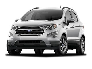 New 2018 Ford EcoSport SE Crossover Salt Lake City