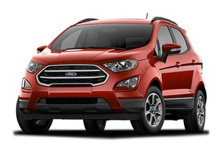 New 2018 Ford EcoSport SE Sport Utility in Boston, MA