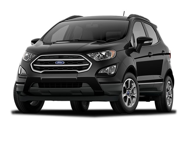 New 2018 Ford EcoSport SE Crossover in Getzville, NY