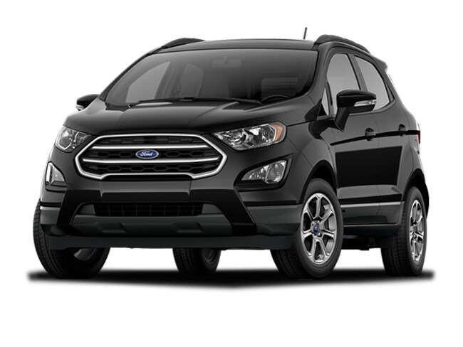 New 2018 Ford EcoSport SE Crossover For Sale/Lease Rochester, NY