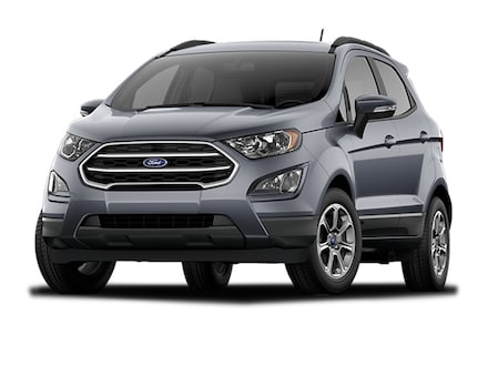 Featured New 2018 Ford EcoSport SE 4WD I4 Engine for sale near you in Draper, UT
