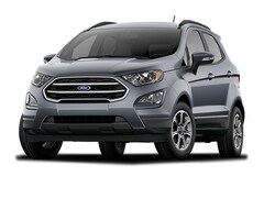 New Ford Vehicles  2018 Ford EcoSport SE Crossover MAJ6P1UL4JC184512 For Sale in Lemoyne, PA