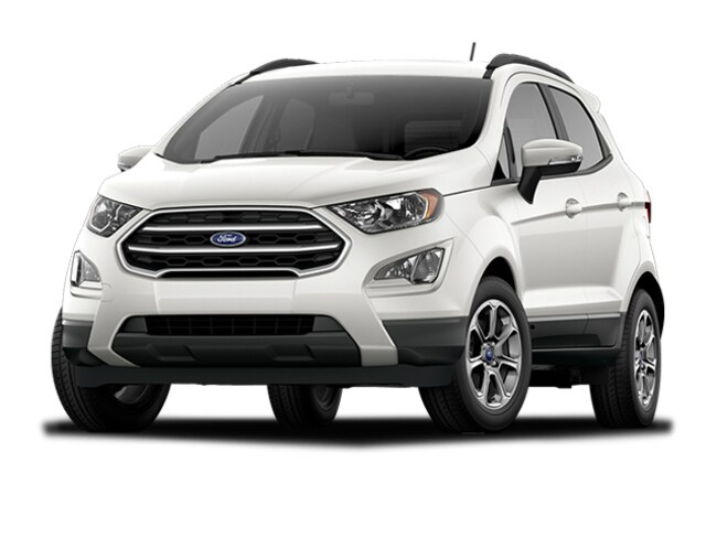 New 2018 Ford EcoSport SE SUV for sale in Lapeer