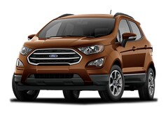 2018 Ford EcoSport SE Crossover MAJ3P1TE5JC229611 for sale in Stevens Point, WI