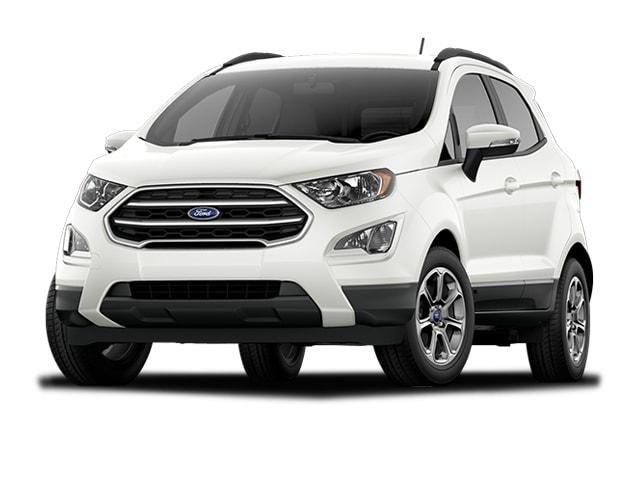 2018 Ford EcoSport SE Crossover for sale in Dallas, TX