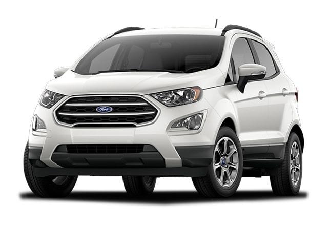 2018 Ford EcoSport SE-COURTESY DEMO