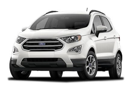 Featured used 2018 Ford EcoSport SE SUV for sale in Danville, IL