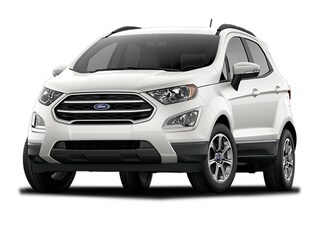 New 2018 Ford EcoSport SE SUV near Corning, CA