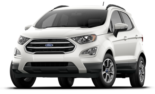 2018 Ford EcoSport SUV