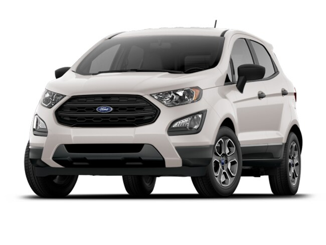 2018 Ford EcoSport S Front-wheel Drive SUV