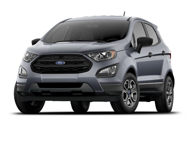 Used 2018 Ford EcoSport S SUV in Rockdale, TX