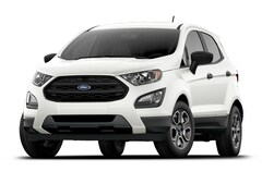 2018 Ford EcoSport S 4x4 SUV