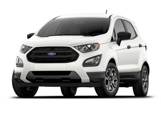 New 2018 Ford EcoSport S SUV 13837 in Braintree, MA