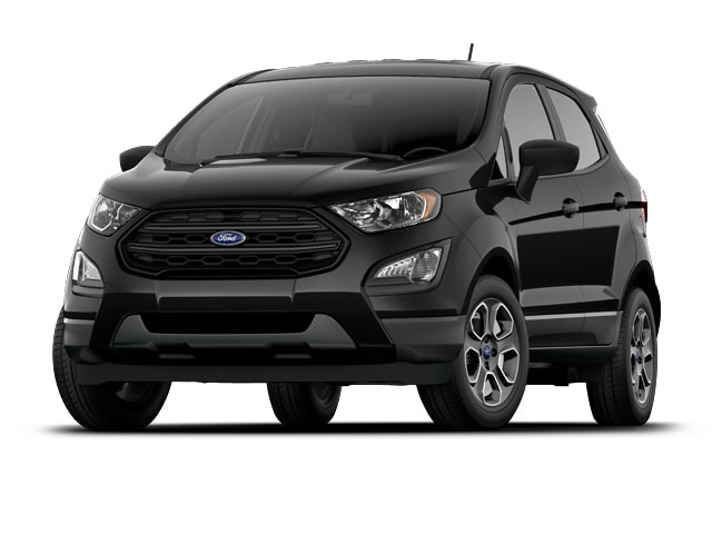 Featured new Ford vehicles 2018 Ford EcoSport S SUV for sale near you in Annapolis, MD