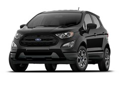 New Ford vehicles 2018 Ford EcoSport S SUV for sale near you in Annapolis, MD