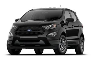 2018 Ford EcoSport S 4x4 SUV