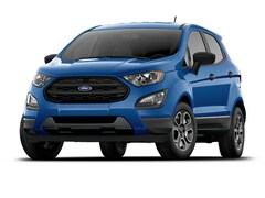 Used 2018 Ford EcoSport S SUV for Sale in Holbrook AZ