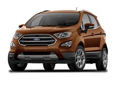 Used 2018 Ford EcoSport Titanium SUV MAJ6P1WLXJC218286 for Sale in Plymouth, IN at Auto Park Buick GMC