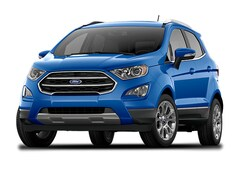 Used Ford Vehicles 2018 Ford EcoSport Titanium SUV for sale in Sylva, NC