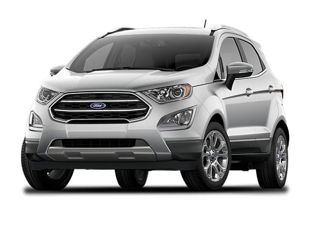 Ford Ecosport Titanium Suv