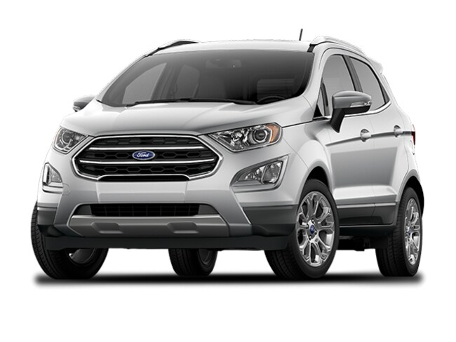 Certified Pre-Owned 2018 Ford EcoSport Titanium SUV For Sale in Pelatuma, CA