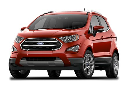 Featured New 2018 Ford EcoSport Titanium 4WD I4 Engine for sale near you in Draper, UT