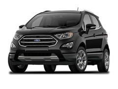 Pre-Owned 2018 Ford EcoSport Titanium SUV MAJ6P1WL6JC189238 for sale in East Silver City, NM