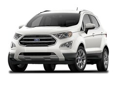 2018 Ford EcoSport Titanium SUV MAJ6P1WL0JC212447 for sale near Elyria, OH at Mike Bass Ford