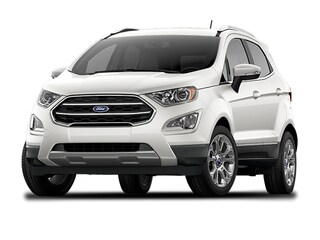 Used 2018 Ford EcoSport Titanium SUV for sale in Berwick PA