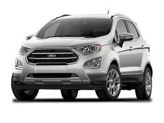 2018 Ford EcoSport Titanium Titanium  Crossover