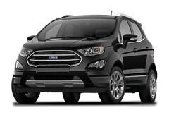 Used 2018 Ford EcoSport Titanium Titanium FWD for sale in Harrisburg, IL