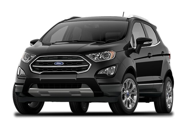 New 2018 Ford Ecosport For Sale Shadow Black 2018 Ecosport