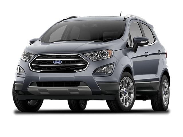 New 2018 Ford EcoSport For Sale at Allan Vigil Lincoln | VIN