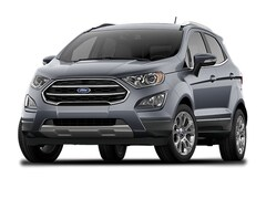 Used 2018 Ford EcoSport Titanium SUV MAJ3P1VE8JC197251 for sale at Metro Ford Sales and Service in Chicago