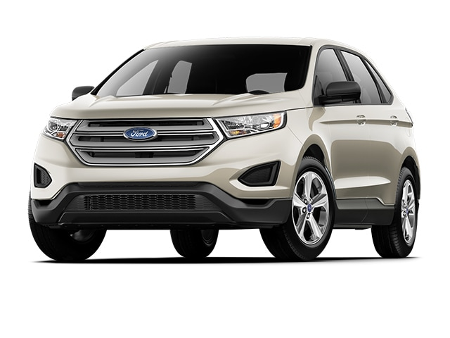 2018 Ford Edge Suv Lubbock