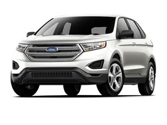 2018 Ford Edge SE All-wheel Drive