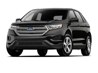 New 2018 Ford Edge SE SUV New Bedford Massachusetts