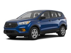 New 2018 Ford Escape S SUV in Helena, MT