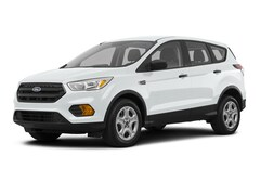 2018 Ford Escape S Front-wheel Drive SUV