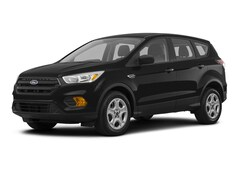 2018 Ford Escape S SUV Front-wheel Drive