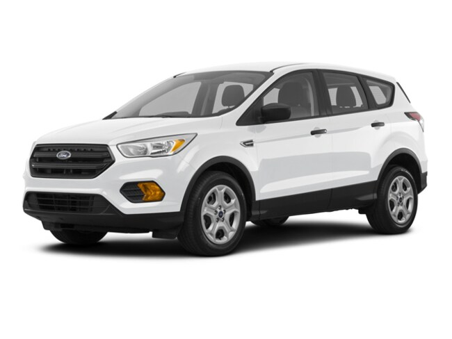 New 2018 Ford Escape S S FWD San Mateo, California