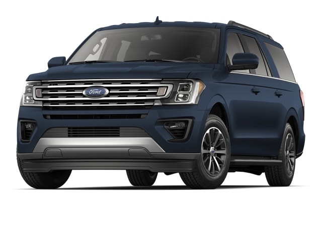 Ford Expedition Max Suv Blue Metallic