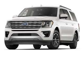 2018 Ford Expedition Max SUV White Platinum Metallic Tri