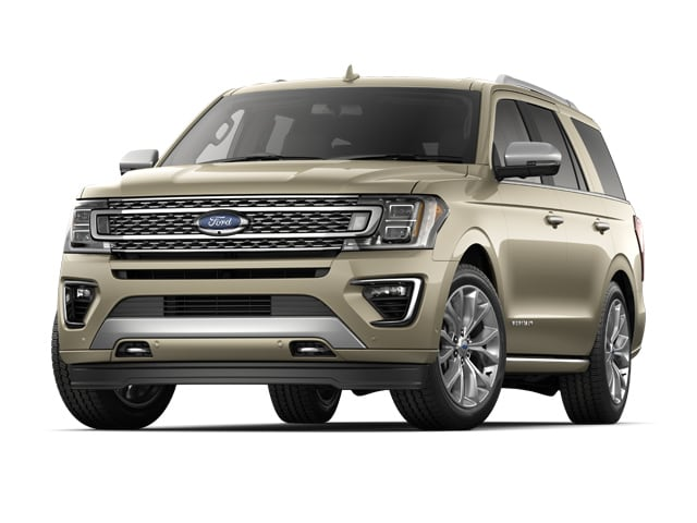 New 2018 Ford Expedition Platinum SUV for sale in Mahopac