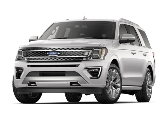 2018 Ford Expedition Platinum SUV 4x4