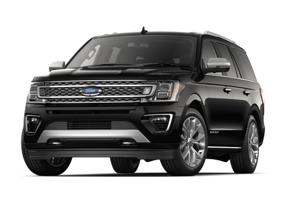 Used 2018 Ford Expedition Platinum Sport Utility Lamesa