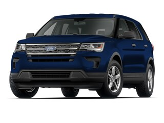 2018 Ford Explorer 4WD SUV