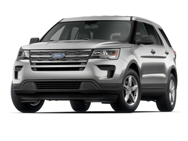Pre-Owned 2018 Ford Explorer Base SUV for sale in Pine Bluff, AR